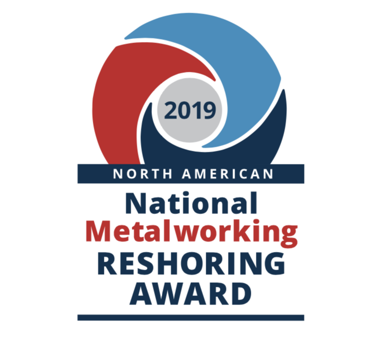 The Reshoring Initiative, PMA, AMT and NTMA Launch Reshoring Award